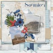 Sounion Temple (Summer Sands)