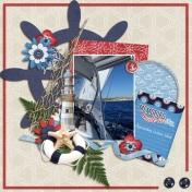 Memories made at sea (Anchors Away)