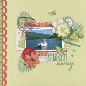 Swan away (Tropical summer)