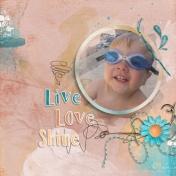 Live love shine (Summer Delights)