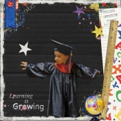 Learning is growing (Mad about school)