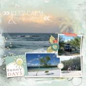 Sunny Days (Lazy Hazy Days)