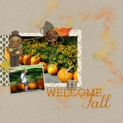 Welcome Fall (Cozy Autumn)