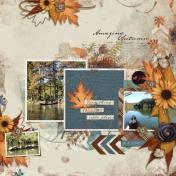Amazing Autumn (Copper Spice)