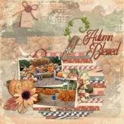 Autumn Blessed (Romantic Fall)