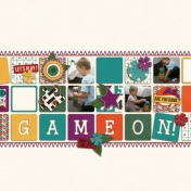 Game on (Family Game Night)