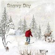 Snowy Day (Cold November)
