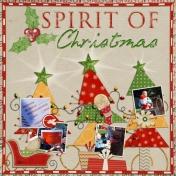 Spirit of hristmas (Holly Jolly)