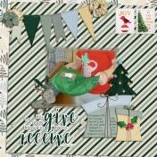 Giving (Green Christmas)