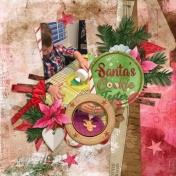 Santa's Cookie tester (Gingerbread)