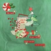 Dear Santa (Candy Cane Christmas)