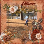 Falling for Autumn (Falling Softly)