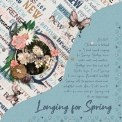 Longing for Spring (Renew, Refresh, Revive)