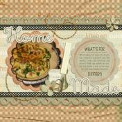 Homemade (Grandma's Kitchen)