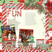 Holiday Fun (Candy Cane Christmas)