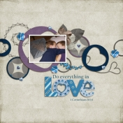 Do everything in love (Puppy Love)