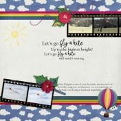Let's go fly a kite (Rainbow's End)