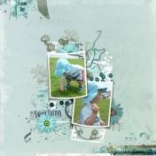 Sweet Spring (Aquamarine Mood)