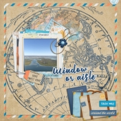 Window or aisle (Around the world)