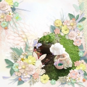 Celebration of Spring (Feathered)