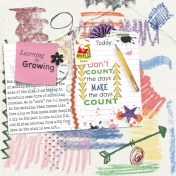 Make the days count (Mad About School)