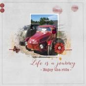 Life is a journey (Memories)
