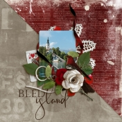 Bled Island (Rose red, Rose white)