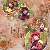 I love fall most of all (All That's Fall)