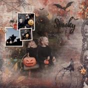 Spooky (Scary me)