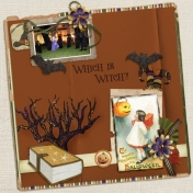 Which is witch (Spellbound)