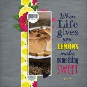 Make something sweet (Something Sweet)