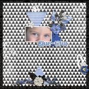 Blue-tiful (Blueprint)