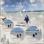 Life on the beach (Nautical)