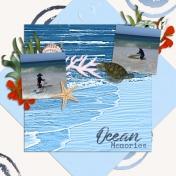 Ocean memories (Lady's Adventures)