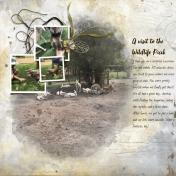 Wildlife Park (Deep Rooted)