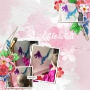 Little artist (Color Your World)