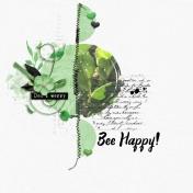 Be Happy (Mint Green)