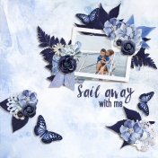 Sail away with me (Blue is my world)