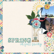 Spring in full swing (Spring Days)