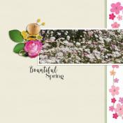 Bountiful Spring (Sprintime Memories)