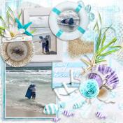 Sun sand sea (Blue Sea)