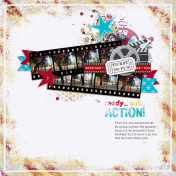 Ready set action (Movie Night)
