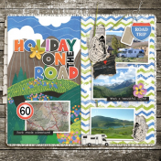 Holiday on the road (Scenic Spring)