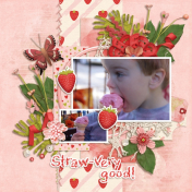 Straw-very good (Strawberry Kisses)
