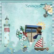 Seascape (Beach vibes)