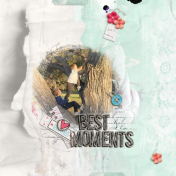 Best Moments (Just Create And Scrap)