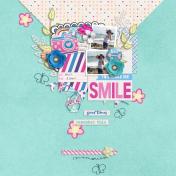 You make me smile (Capture This)