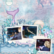 Magical moments (Let's be mermaids)