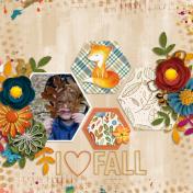 I heart Fall (Autumn is calling)