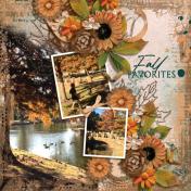 Fall Favorites (Autumn Retreat)